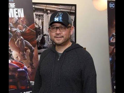 Sam Liu Reign Of The Supermen Interview