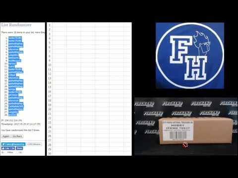 Team Draw ~ 2015 National Treasures Baseball 4 Box Case Break Random Teams #34 ~ 5/24/17