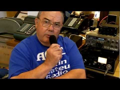 Ham Radio At Mower County Fair, Austin, MN