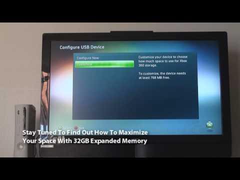 Gizmo - Xbox Spring Update USB Storage!