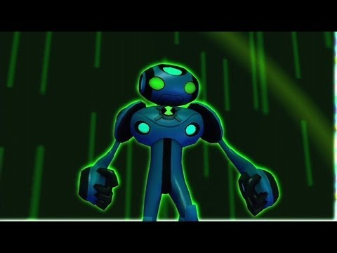 BEN 10 Ultimate Alien Cosmic Destruction Part 24 Ultimate Echo Echo Alien Transformation
