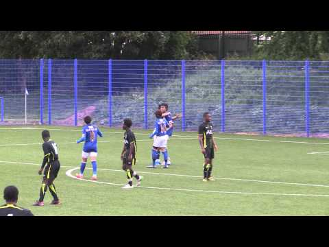 Highlight Friendly : Leicester City International Academy 4 - 4 Tottenham Hotspur