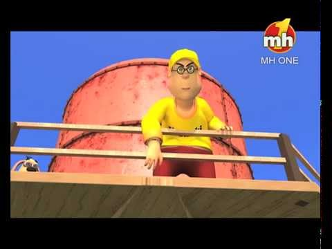 HAPPY IN SHOLAY | Superhit Punjabi Comedy | Animated Video |...