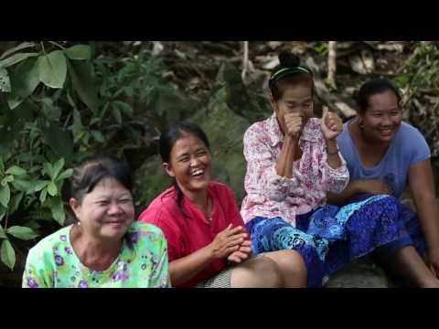 โครงการพลังธรรมชาติ พลังงานสะอาดเพื่อชุมชน ของ ปตท. : เครื่องตะบันน้ำ