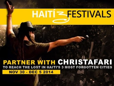 Christafari's Haiti Mission 2014 Promo