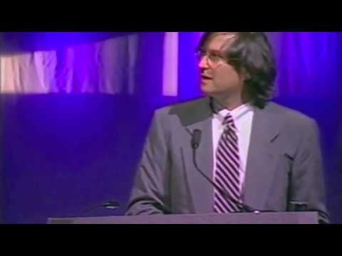 Steve Jobs Speech (1995) - The Future of Animation [Rare Video]