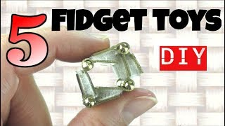 How To Make Fidget Toys For School