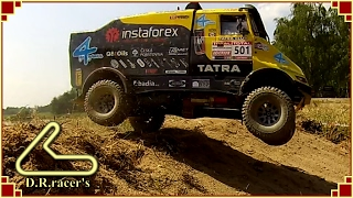 RC Dakar: Stages 2-4 Best Moments