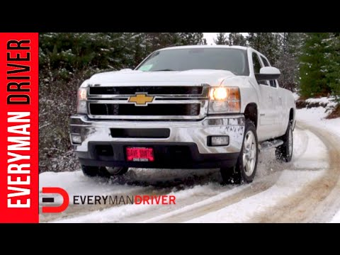 2013 Chevy Silverado 2500HD LTZ DETAILED Review on Everyman Driver