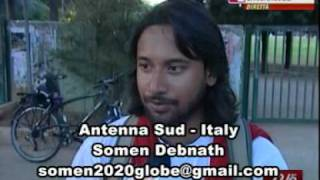 Somen Debnath - Antenna Sud Italy