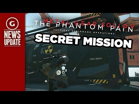 How to Play This Secret Metal Gear Solid 5 Nuclear Disarmament Event - GS News Update