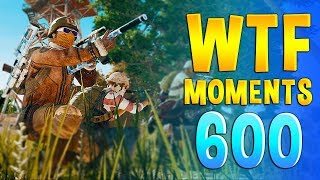 PUBG WTF Funny Daily Moments Highlights Ep 600