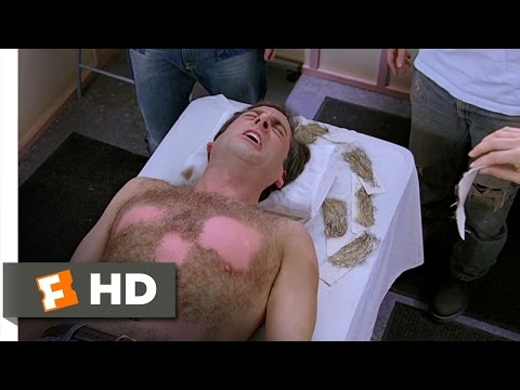 The 40 Year Old Virgin movie clips: http://j.mp/1L5G4mN BUY THE MOVIE: http://amzn.to/tQIzix Don't miss the HOTTEST NEW TRAILERS: http://bit.ly/1u2y6pr CLIP DESCRIPTION: Andy (Steve Carell)...