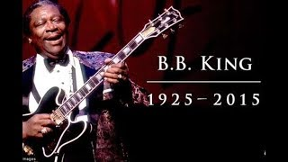 B B King Thrill Is Gone 1969