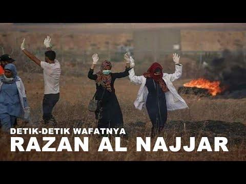 Detik-detik wafatnya Razan Al Najjar