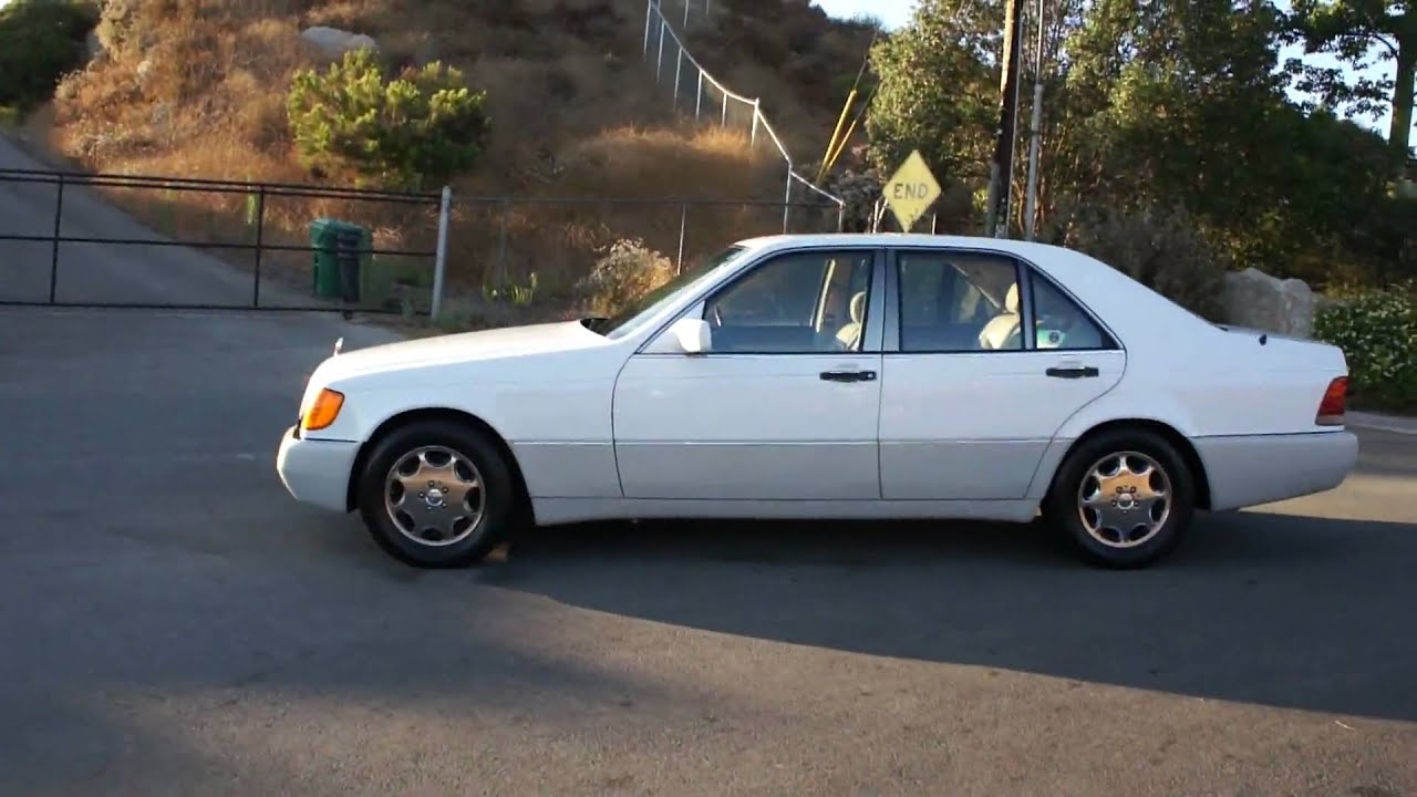 1992 mercedes benz 400se w140 s500 s420 se saloon for sale for Mercedes benz s420 for sale