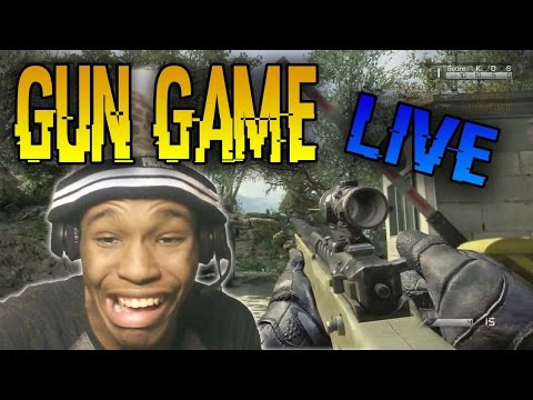 a Booty Clap W  A Twerk On The Side! | Cod Ghosts Gun Game #4 video
