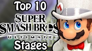 Top 10 Super Smash Bros Ultimate Stages