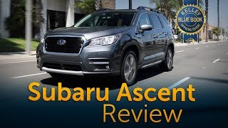 2019 Subaru Ascent - Review & Road Test