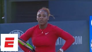 Serena Williams loses to Johanna Konta, worst defeat of Williams
