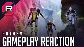 Anthem Gameplay Reaction