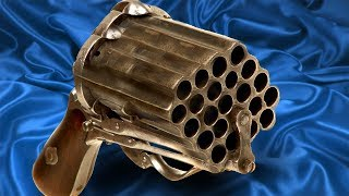 Most UNUSUAL Guns You Won't Believe Exist!