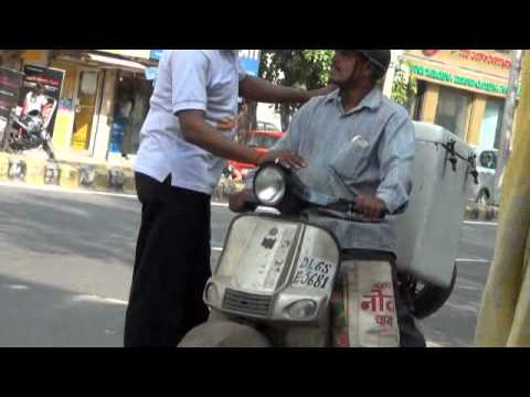 Scooter Of  Bajaj video