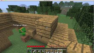 Minecraft Adventures:Ep15:Barn Raising