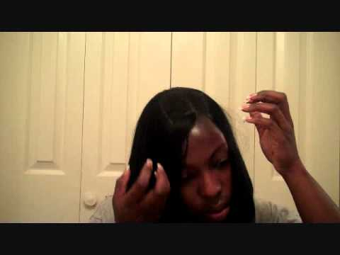 Invisible Part Quick Weave with Janet Collection Dolche Hair 10