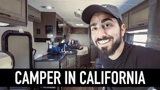 Come NOLEGGIARE un camper in CALIFORNIA - Road Trip pt.1