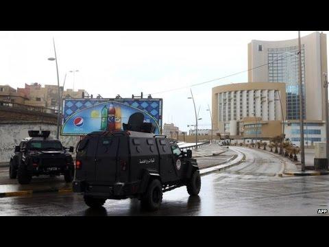 Libya gunmen attack Corinthia Hotel in Tripoli: Breaking News