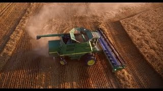 Trailer - LaRosh Wheat Harvest 2015