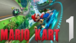 Mario Kart #1 - ¿Hacemos serie? - BUKAKE!