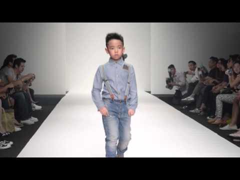 """KIFW Siam Paragon Fashion Week 2013 """"Kids 21 by Club 21"""""""
