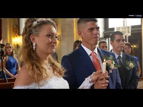 Szandi és Dani esküvője - higlights