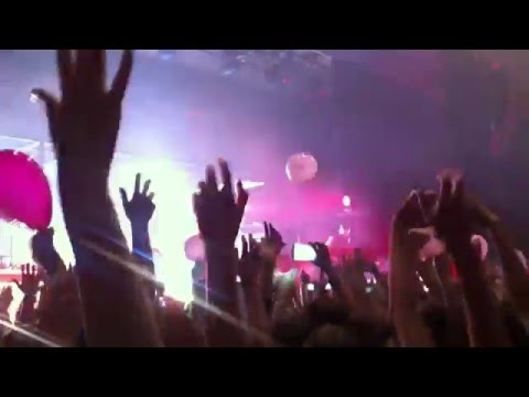 Hurts - Nothing Will Be Bigger Than Us (Live in Minsk, Belarus | Sports Palace | 12.03.2016)