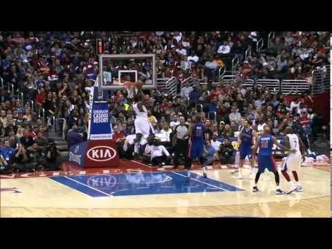 2014 Nba Mix- Can't Hold Us video