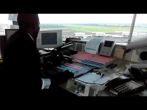 Air Traffic Control: Douala International Airport