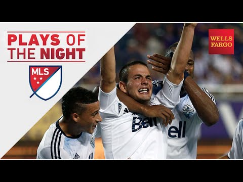 Rivero's dramatic winner, Kaká's skills dazzle Wk 3 | Plays of the Night, presented by Wells Fargo