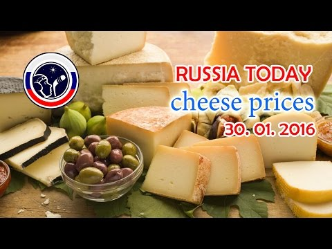 LIFE in RUSSIA cheese  prices 30.01.2016  🎥  Different Russia