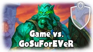 Great Game vs. GoSuForEVeR vs. Jade Druid