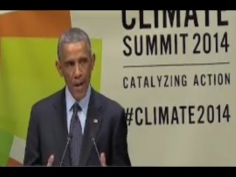 UN Climate Summit Obama Presses Chinese on Global Warming