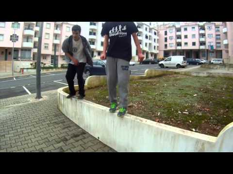 Parkour Thief - STC Team | Santiago do Cac�m