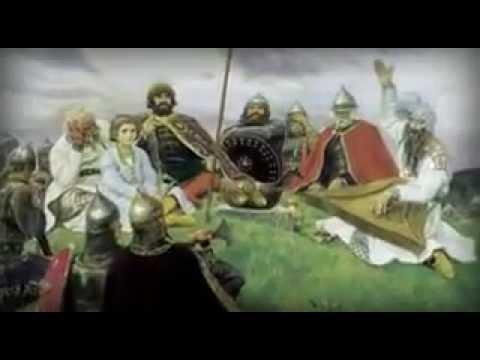 Владимир Кровавый — каган хазарский