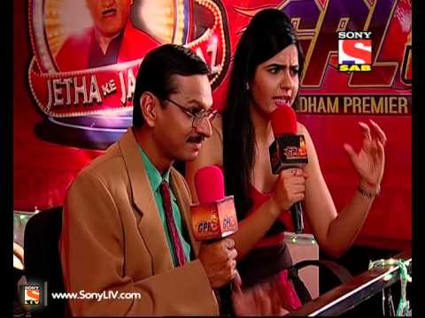 Taarak Mehta Ka Ooltah Chashmah - Episode 1437 - 20th June 2014...