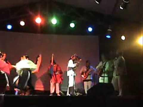 danzas andinas:
