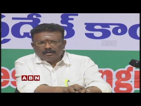 Congress leader Dasoju Sravan Press meet at Gandhi Bhavan | ABN LIVE