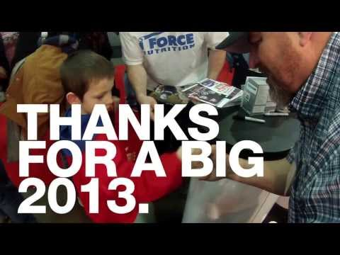2013 Year In Review: Thank You FUSIONERS