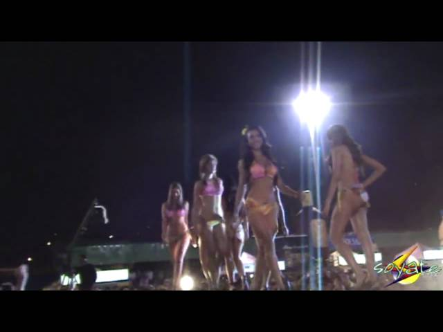 Elección Miss Tanga Feria de Bucaramanga 2009 - Segunda Parte