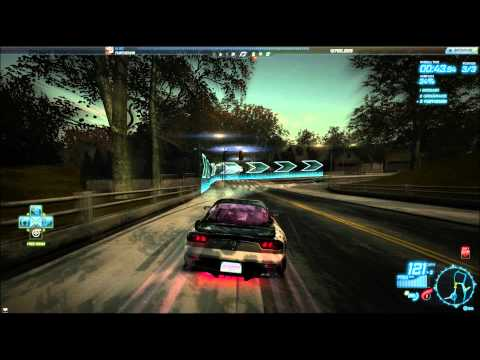 Need for Speed World Mazda RX-7 RZ Cherry Blossom Review